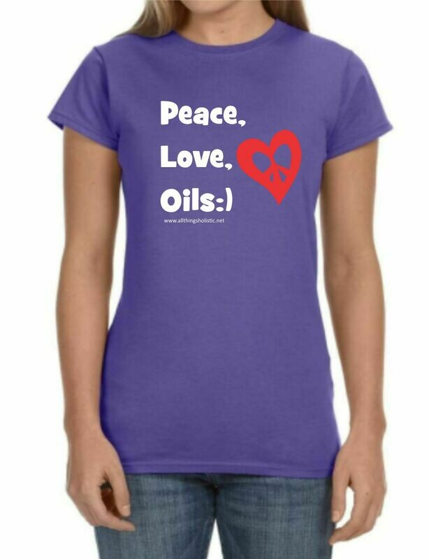 Peace, Love, Oils T-Shirt