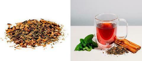 Candy Cane Tea by Ceylon Select