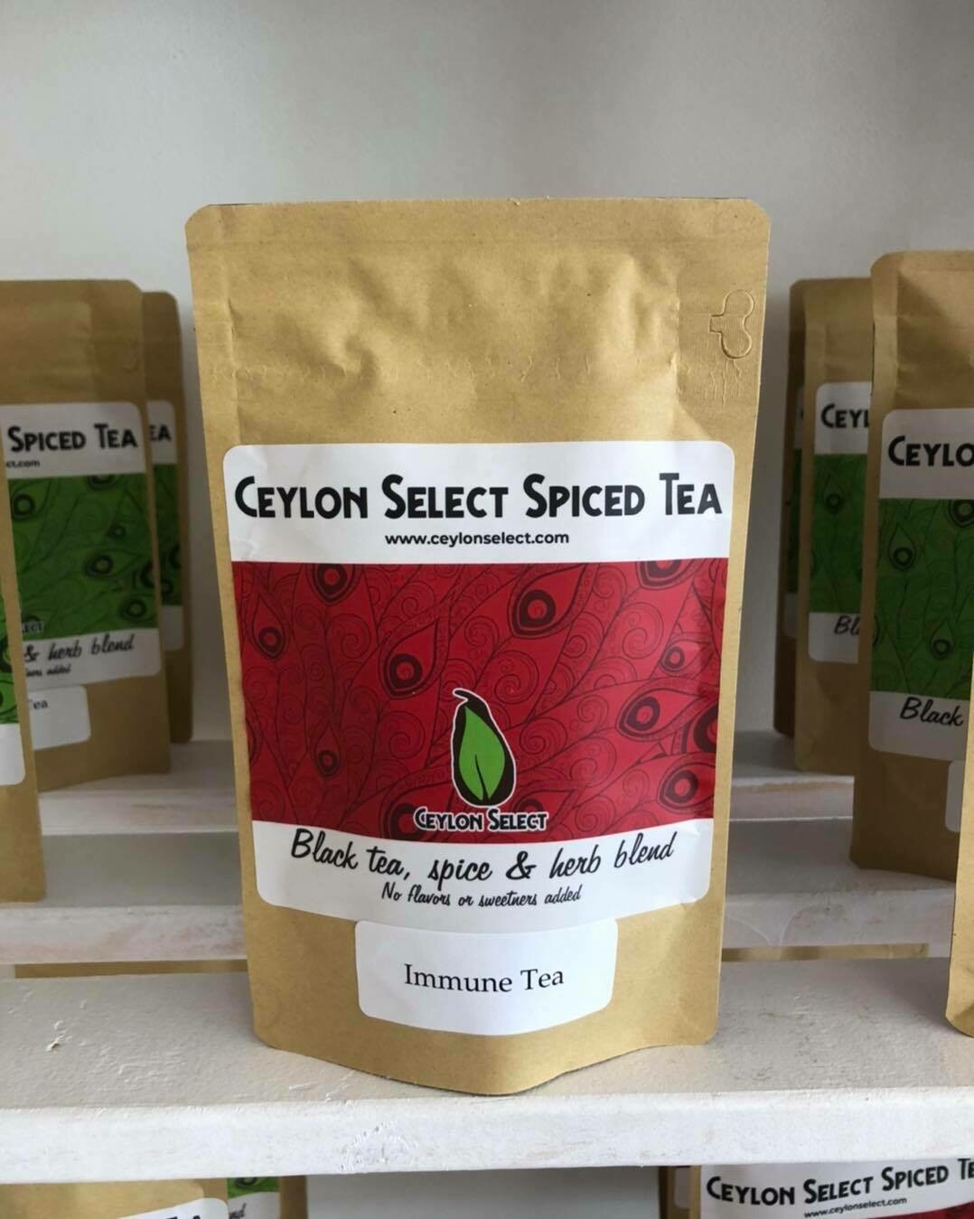 Immune Tea by Ceylon Select
