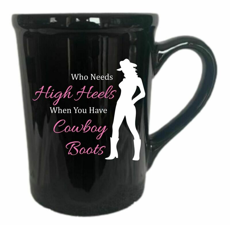 I Love Weekends, Coffee and Horses Mug