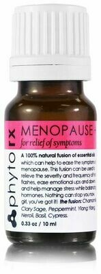 Phytorx Menopause Essential Oil Fusion