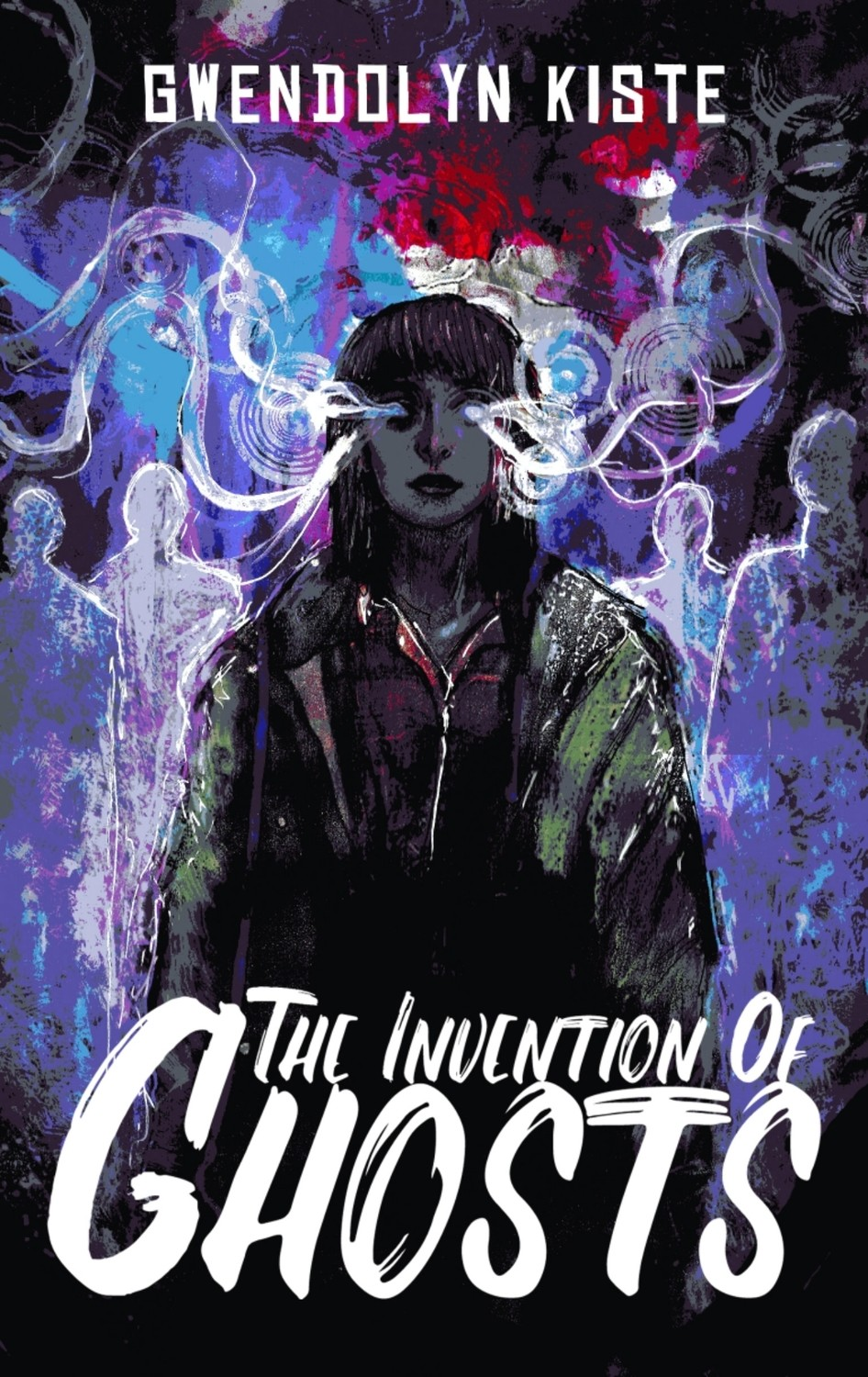 The Invention of Ghosts by Gwendolyn Kiste (Charitable Chapbook #6)