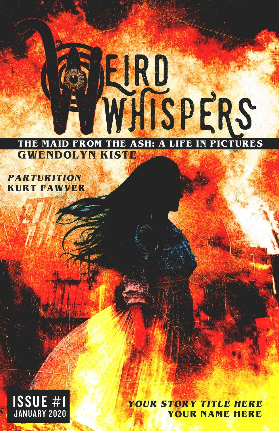 Weird Whispers Digest (One-Year Subscription, 12 issues)
