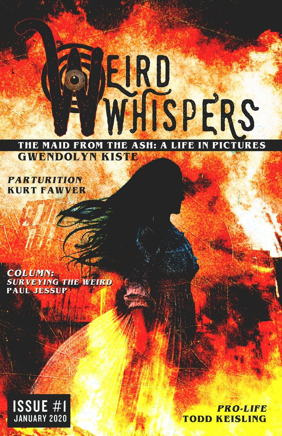 Weird Whispers: Issue #1