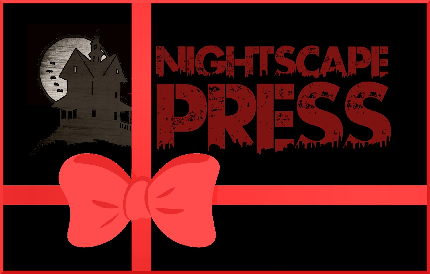 Nightscape Press Gift cards