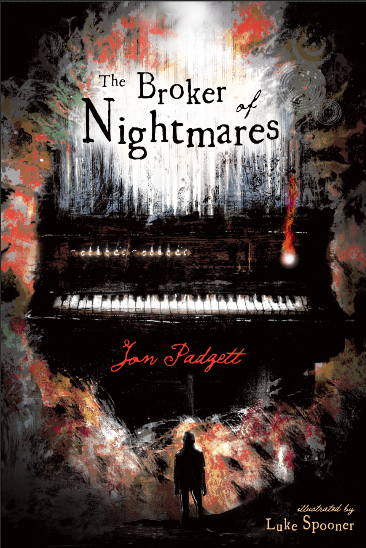 The Broker of Nightmares by Jon Padgett (Charitable Chapbook #1)