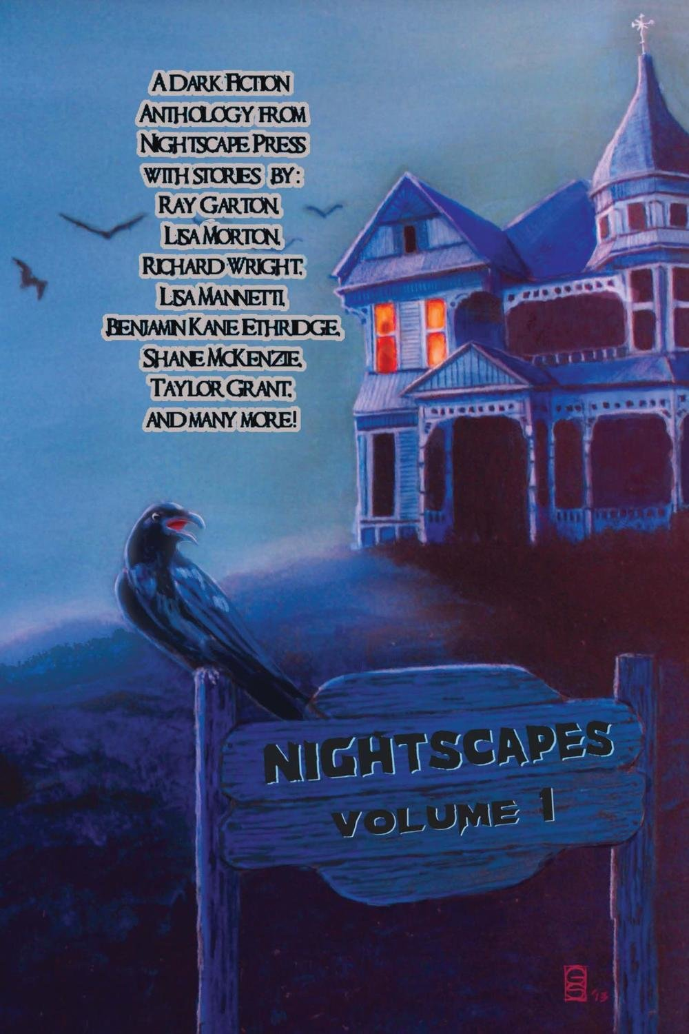 Nightscapes: Volume 1 edited by Jennifer Wilson, Robert S. Wilson, and Mark C. Scioneaux