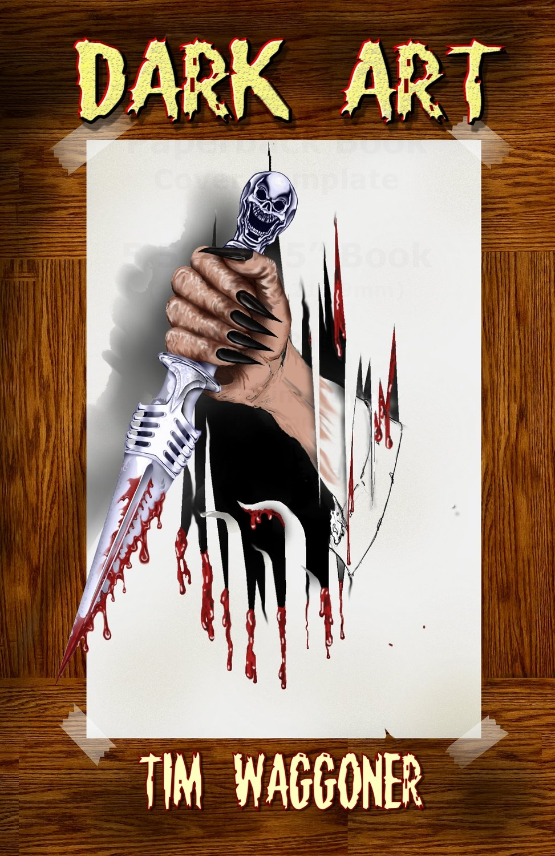 Dark Art by Tim Waggoner (YA)