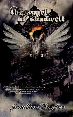 The Angel of Shadwell by Jonathan Templar (eBook edition)