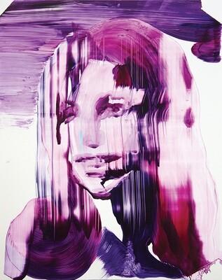 Meta Color 08 | Acrylic Painting | Artworks | Bartosz Beda
