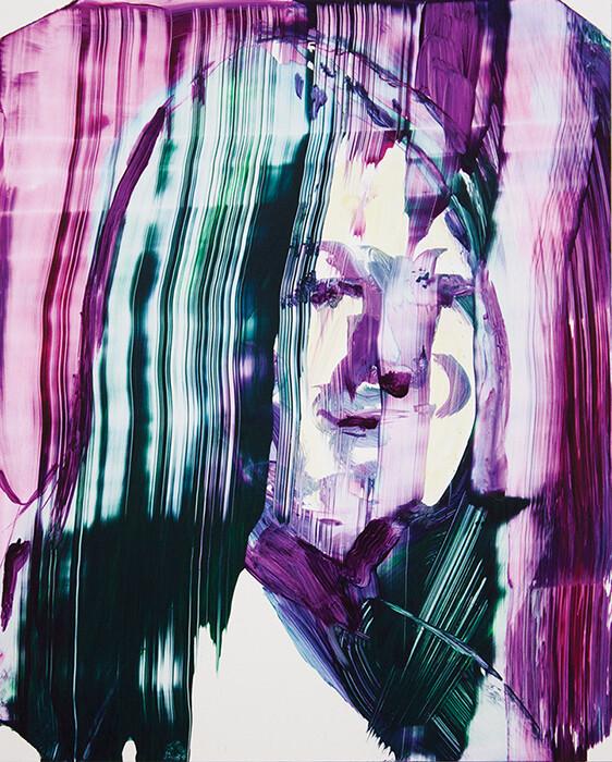 Meta Color 07 | Acrylic Painting | Artworks | Bartosz Beda