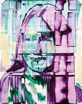 Meta Color 01 | Acrylic Painting | Artworks | Bartosz Beda