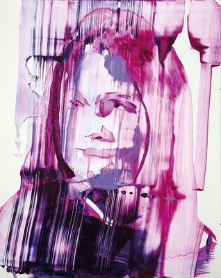 Meta Color 04 | Acrylic Painting | Artworks | Bartosz Beda