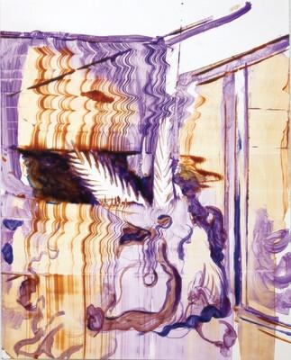 Interior VI | Original Artwork on Yupo Paper