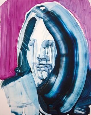 Meta Color 05 | Acrylic Painting | Artworks | Bartosz Beda