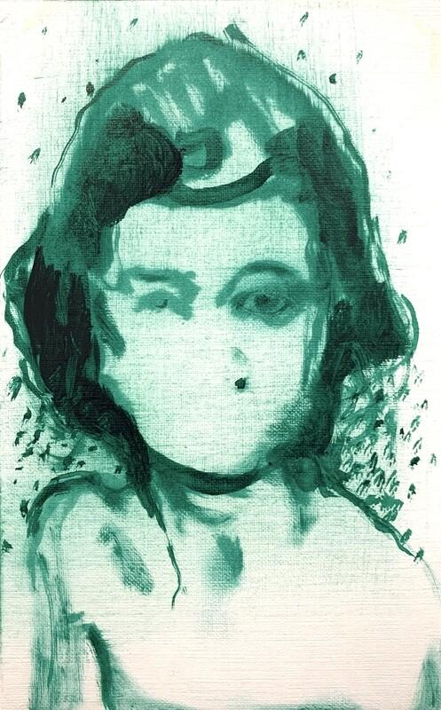 Reminiscence 001 | Original Artwork | Bartosz Beda