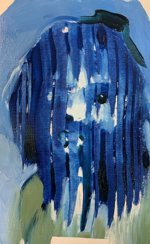 Reminiscence 013 | Original Artwork | Bartosz Beda