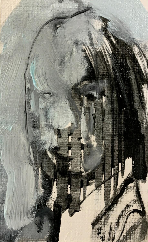 Reminiscence 014 | Original Artwork | Bartosz Beda