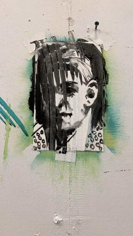 Reminiscence 016 | Original Artwork | Bartosz Beda
