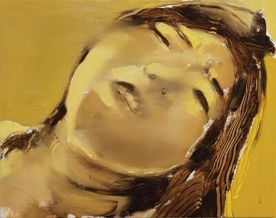 Ascendancy (study) II   Original Painting   Artwork   Bartosz Beda