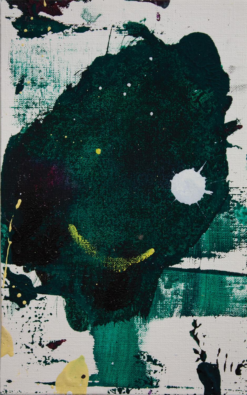 Colors Of Corona 003 | Original Painting | Bartosz Beda