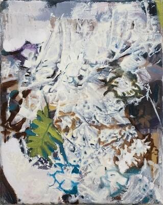 Colors of Corona 010 | Original Painting | Bartosz Beda