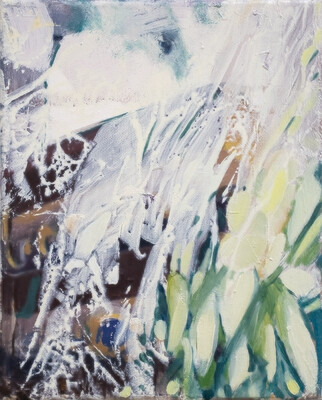 Colors of Corona 012 | Original Painting | Bartosz Beda