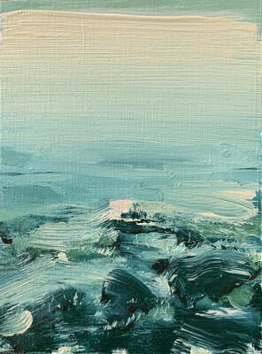 Equal or Less 010 | Original Painting