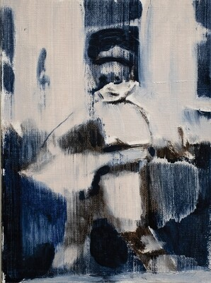 Equal or Less 023 | Original Painting