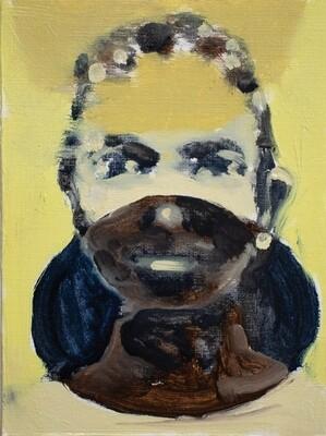 Equal or Less 036 | Original Painting | Bartosz Beda