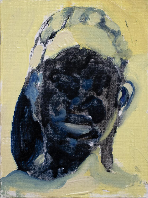 Equal or Less 037 | Original Painting | Bartosz Beda