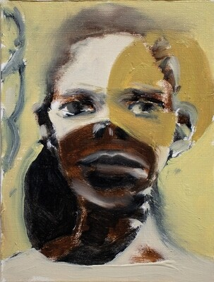 Equal or Less 038 | Original Painting | Bartosz Beda