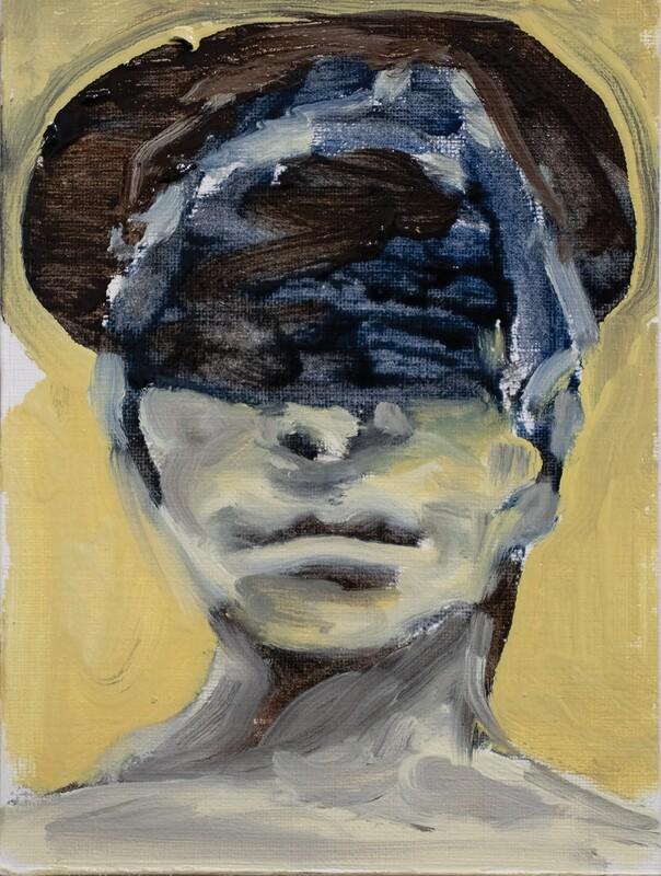 Equal or Less 039 | Original Painting | Bartosz Beda
