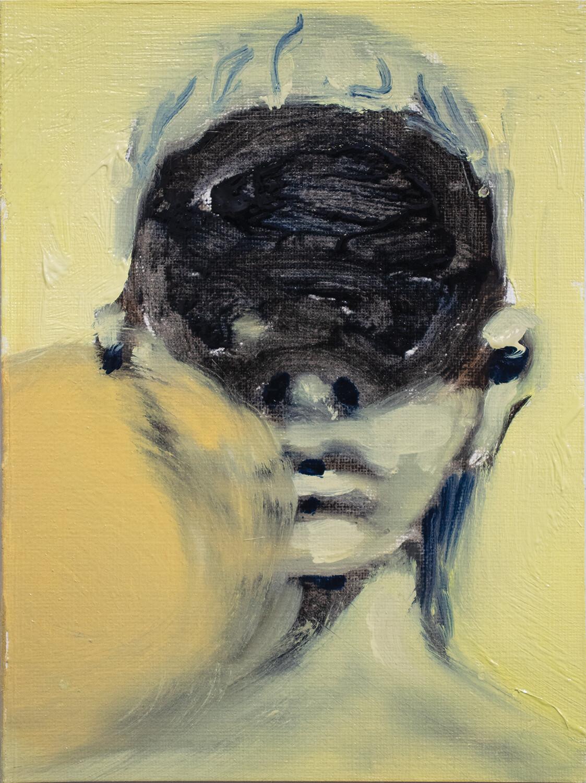 Equal or Less 041 | Original Painting | Bartosz Beda