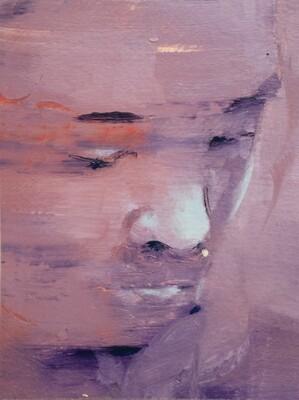 Equal or Less 044 | Original Painting | Bartosz Beda