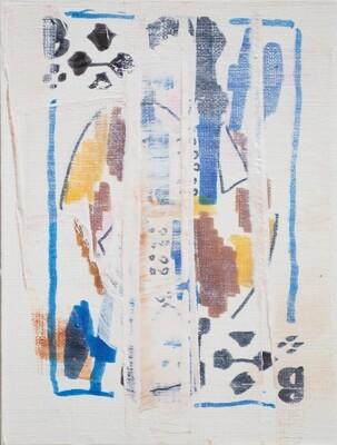 Less Than or Equal To 051 | Original Painting | Bartosz Beda