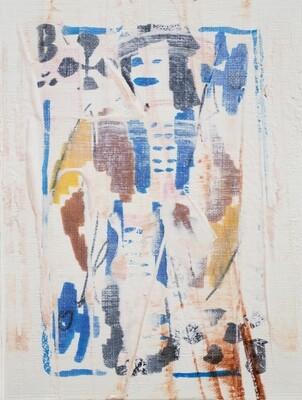 Less Than or Equal To 050 | Original Painting | Bartosz Beda