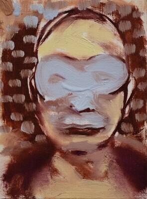 Less Than or Equal To 052   Original Painting   Bartosz Beda