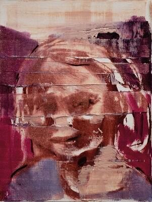 Less Than or Equal To 055   Original Painting   Bartosz Beda