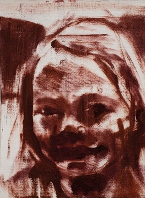 Less Than or Equal To 056   Original Painting   Bartosz Beda
