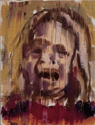 Less Than or Equal To 054   Original Painting   Bartosz Beda