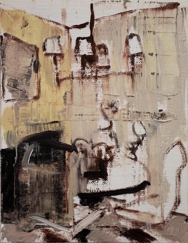 Less Than or Equal To 058   Original Painting   Bartosz Beda