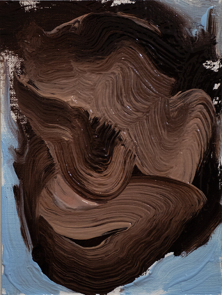 Less Than or Equal To 060 | Original Painting | Bartosz Beda