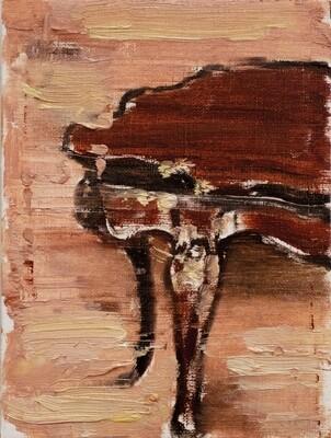 Less Than or Equal To 065   Original Painting   Bartosz Beda