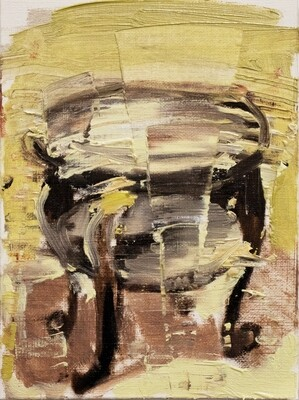 Less Than or Equal To 067   Original Painting   Bartosz Beda