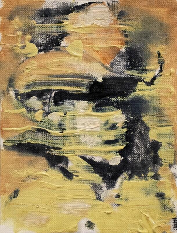 Less Than or Equal To 074   Original Painting   Bartosz Beda