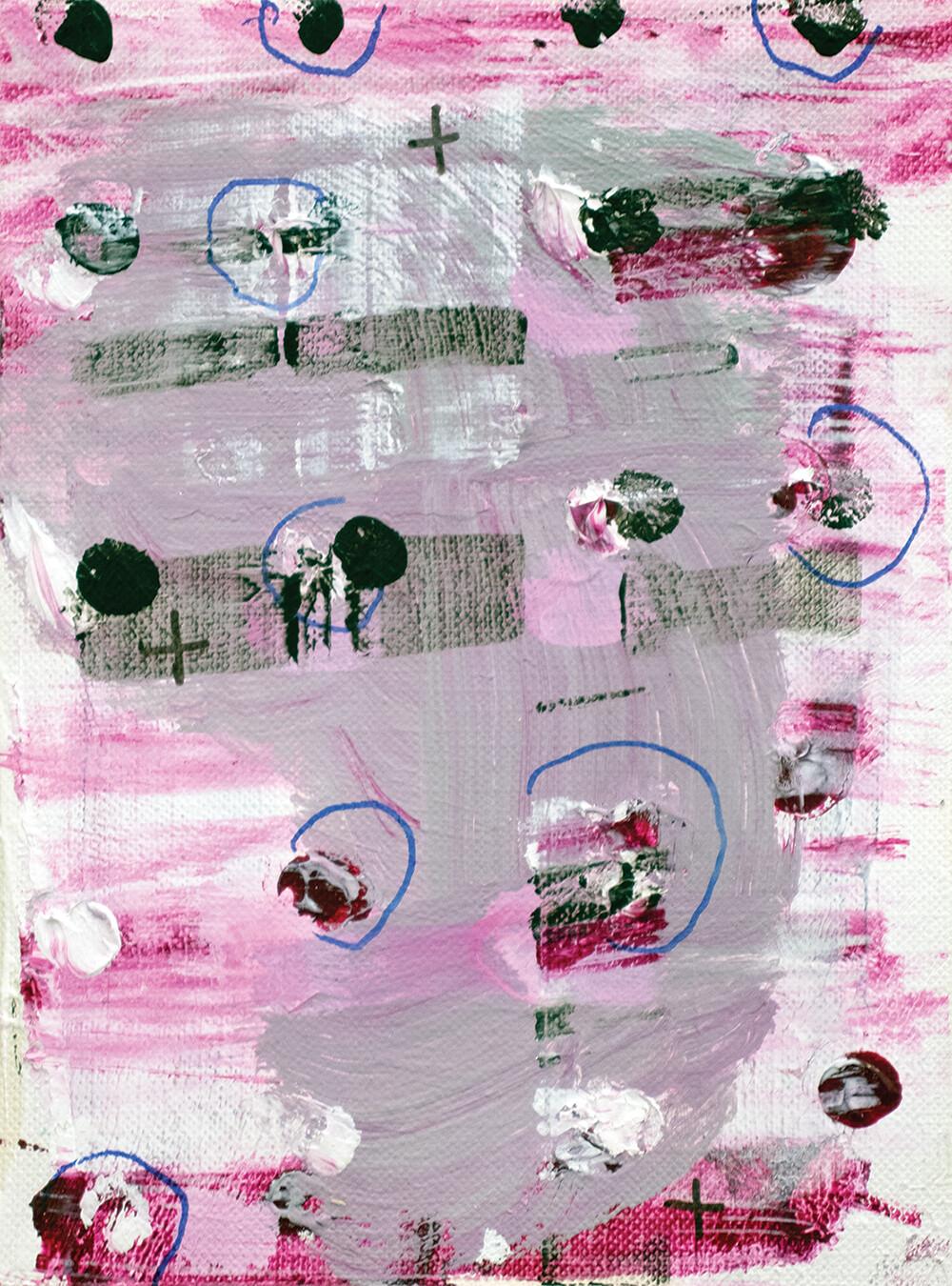 Less Than or Equal To 085 | Original Painting | Bartosz Beda