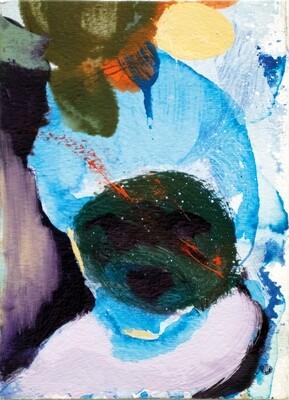 Less Than or Equal To 088   Original Painting   Bartosz Beda