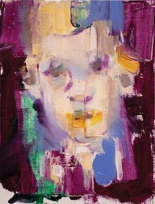 Less Than or Equal To 092   Original Painting   Bartosz Beda