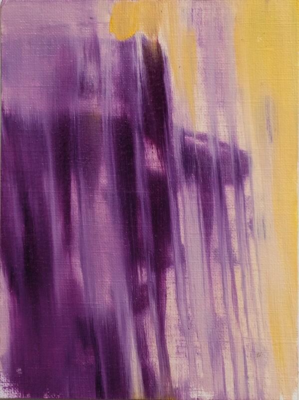 Less Than or Equal To 098 | Original Painting | Bartosz Beda